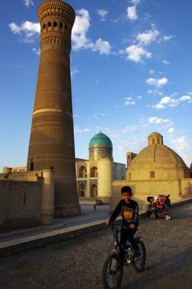 le minaret Kalon
